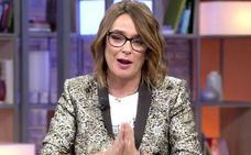 Emotiva despedida de Toñi Moreno de 'Viva la vida'