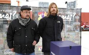 Pablo Fernández presenta la 'renta rural de repoblación' para impulsar a los 63.000 leoneses que viven en pueblos sin ingresos