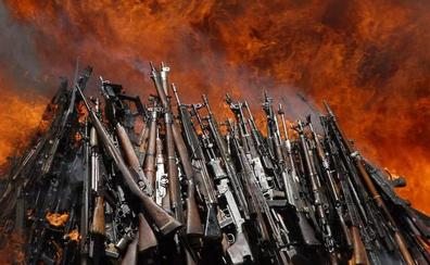 El tráfico de armas mata a 45.000 personas al año en África