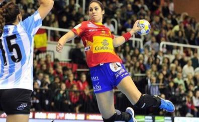 Mireya González disputará el Europeo de Francia con las 'Guerreras'