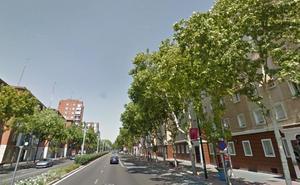 Un conductor ebrio se queda dormido al volante en un semáforo en Valladolid