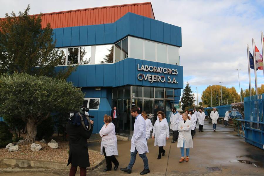 70 aniversario Laboratorios Ovejero