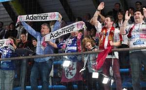 El Abanca Ademar, el líder de los grupos C y D de Champions en afluencia de público