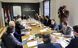 La Junta activa la campaña invernal que contará con 1.400 profesionales y 145 máquinas quitanieves