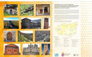 El patrimonio histórico-artístico y la investigación de yacimientos arqueológicos protagonizan la presencia de la Diputación en AR&PA