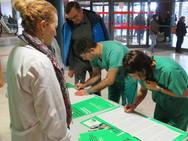 La enfermería se moviliza en León