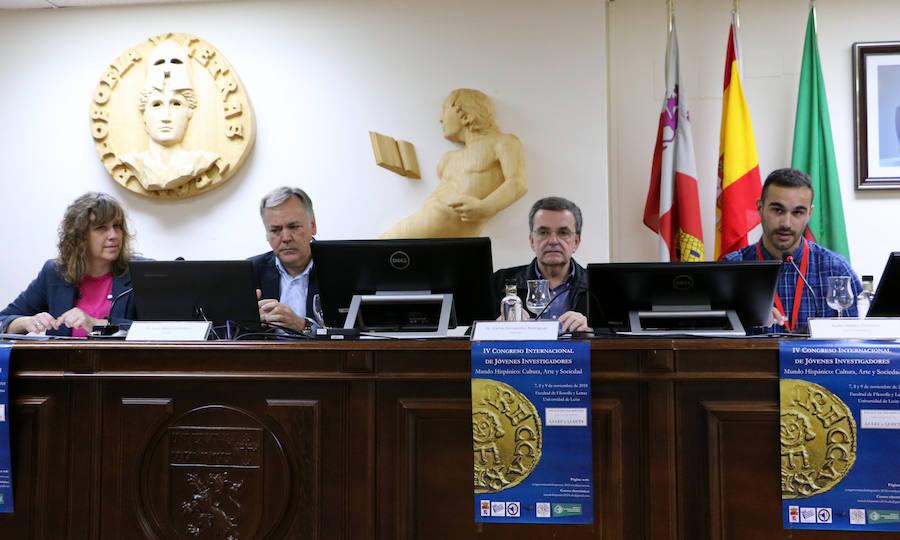 El congreso sobre mundo hispánico confirma el potencia de investigadores en humanidades