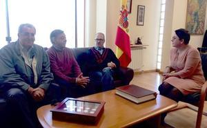 San Andrés formalizará su adhesión a la Asociación de Municipios del Camino de Santiago