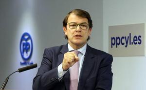 Fernández Mañueco pide al electorado de centro-derecha aglutinarse en el PP