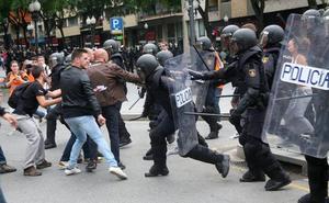 La Audiencia de Barcelona califica de «excesiva» la actuación policial del 1-O