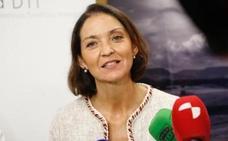 La ministra Maroto asegura que pronto dará «una buena noticia» sobre la planta de Vestas