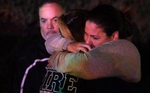 Un exmarine mata a 12 personas en una sala de música country