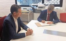 ULE y HP-SCDS unirán esfuerzos para captar y retener talento joven en León