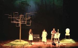 Un Auditorio entregado se llena para recibir el estreno mundial de la ópera 'La casa imaginaria'
