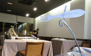 El último servicio de Cocinandos en la calle Campanillas