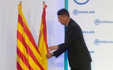 Casado encomienda a Alejandro Fernández reflotar al PP en Cataluña