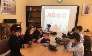 Comienza en Peñacorada el programa «La máquina del tiempo» para alumnos con altas capacidades