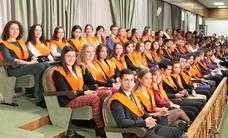 La Facultad de Económicas rinde honores a su patrón