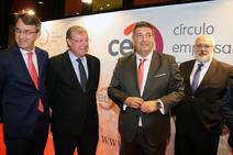 Gala del Círculo de Oro 2018 del Círculo Empresarial Leonés