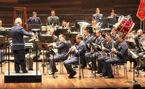 El Auditorio de León acoge el concierto de Santa Cecilia de la Academia Básica del Aire