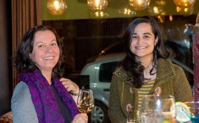 Triana y Montserrat vuelven a sonreír en la cárcel de Asturias