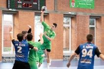 El ULE Ademar vence al Leganés