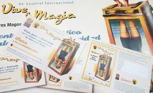 La magia se vive en el comercio de León