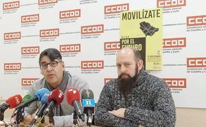CCOO urge la puesta en marcha de un 'plan de choque' frente al declive industrial de León