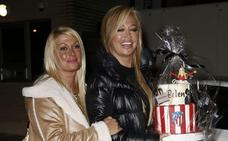Belén Esteban cumple 45 años rodeada de amigos