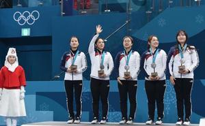 El sueño convertido en pesadilla de las jugadoras de curling surcoreanas