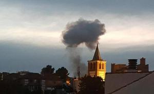 Tres muertos en la explosión de una pirotecnia en Granada