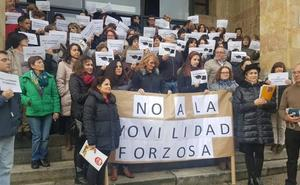 La Justicia refuerza sus protestas en León antes de la huelga «masiva» que paralizará el sistema el viernes