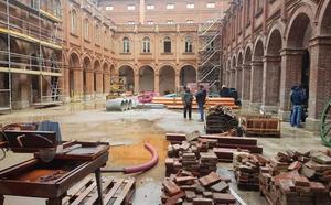 El Museo de Semana Santa tiene cubierto el 50% del presupuesto y apunta al primer trimestre de 2020