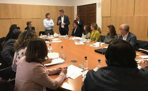 Majo destaca la puesta en común de experiencias de interventores para la gestión de las Diputaciones