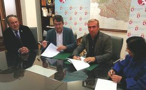 La Diputación inyecta 15.000 euros para la puesta en valor de la tradición alfarera de Santa Elena de Jamúz