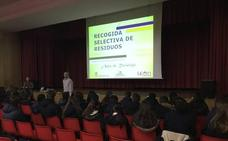 El Colegio Divina Pastora enseña a reciclar