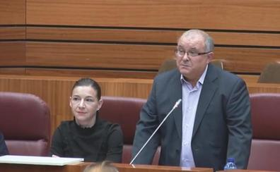 Lorenzo Tomás Gallego García, nuevo procurador socialista en sustitución de Tino Rodríguez