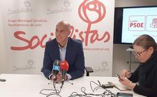 El PSOE pide recuperar la tasa de apertura de negocios y denuncia la pérdida de un millón de euros