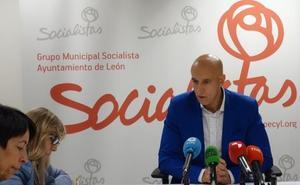 El PSOE acusa al Ayuntamiento de «regalar bienes públicos» sin el pertinente inventario