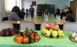 San Andrés impulsa los Desayunos Saludables, encuentros con la población para debatir sobre buenos hábitos alimenticios
