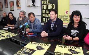 Cuarenta colectivos saldrán a la calle el 15-N con Antonio Gamoneda como 'voz' de León