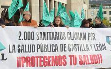 Los sanitarios no asistenciales de León piden a la Junta que acabe con los «agravios comparativos»
