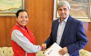 Firmado un acuerdo de colaboración entre la ULE y la mexicana de Puebla