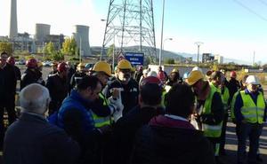 «El tiempo apremia más que nunca» para las empresas auxiliares de la central