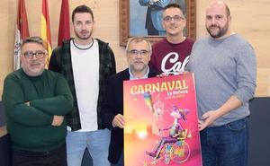 'Amorcito' por el Carnaval bañezano, un cartel para una gran cita