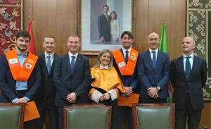 La Universidad de León entre los premios a 'Mejor expediente' y 'Mejor trabajo fin de máster' del Mucaf