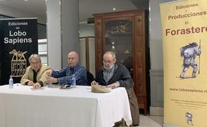 Francisco Ramón Ramón presenta en León 'Haciendo camino'