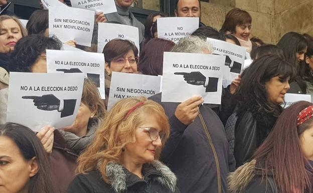 Los funcionarios de Justicia, llamados a la huelga ante el «caos por el que atraviesa» el sector