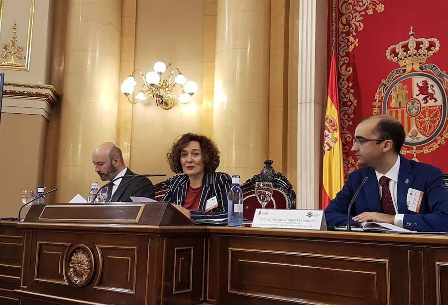 Ponferrada, en las II Jornadas de los Pueblos Más Bonitos de España que se celebran en el Senado