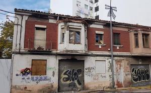 UPL insta al Ayuntamiento a realizar un plan global de revisión del estado de los inmuebles en estado de semi abandono de León